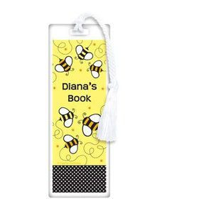 Bumble Bee Personalized Bookmark (each)
