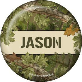 Camo Personalized Magnet (Each)