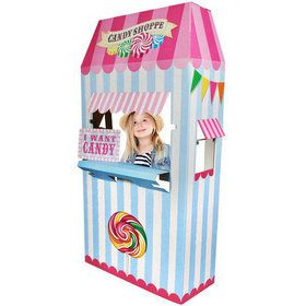 Candy Shoppe Cardboard Stand - 6' Tall