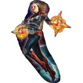 Captain Marvel Jumbo Balloon 37""