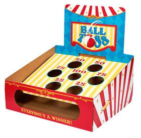 Ball Toss Game