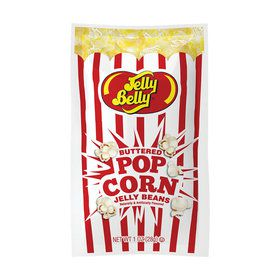Jelly Belly Carnival: Buttered Popcorn Jelly Beans 1oz Bag (1)