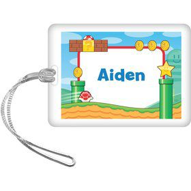 Cart Brothers Personalized Bag Tag (Each)