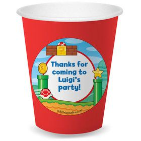 Cart Brothers Personalized Cups (8)