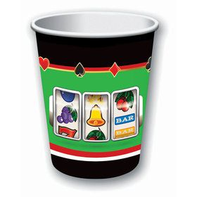 Casino 9oz Cups (8)