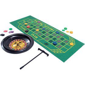 Casino Party Roulette Set (Each)