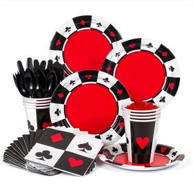 Casino Standard Kit (Serves 8)