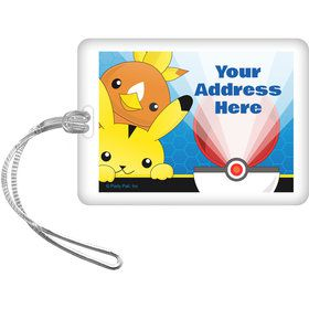Catch 'Em All Personalized Bag Tag (Each)