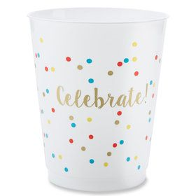 Celebrate Stadium Cups (Set of 12)