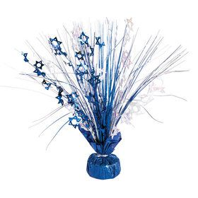 Chanukah Balloon Weight Centerpiece (1)