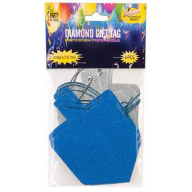 Chanukah Dreidel & Star of David Gift Tags (6)