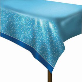 Chanukah Plastic Table Cover (1)
