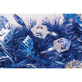 Chanukah Tinsel Garland (1)