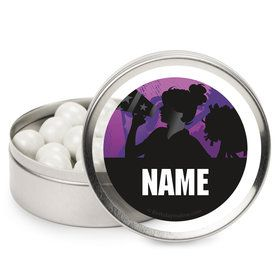 Cheerleading Personalized Mint Tins (12 Pack)