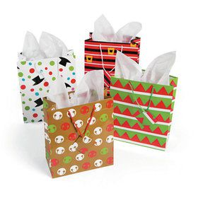Cheery Christmas Gift Bags (12)