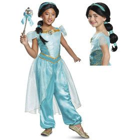 Child Aladdin Princess Jasmine Costume Kit