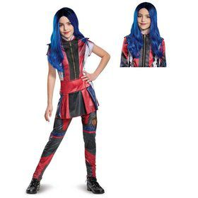 Child Descendants Evie Costume Kit