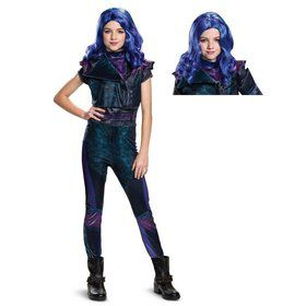 Child Descendants Mal Costume Kit L