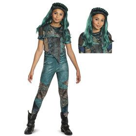 Child Descendants Uma Costume Kit
