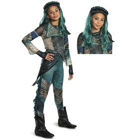 Child Descendants Uma Deluxe Costume Kit