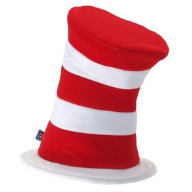 Child Dr Seuss Cat In The Hat Deluxe Hat