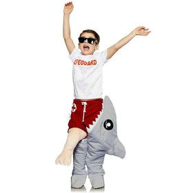 Child Life Guard & Shark Attack Costume