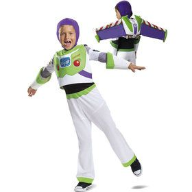 Child Toy Story Buzz Lightyear Costume Kit
