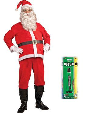 Christmas Mr. Mean One Character Men's Kit