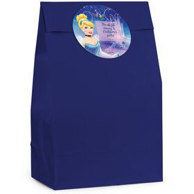 Cinderella Personalized Favor Bag (Set Of 12)