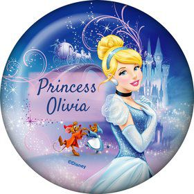 Cinderella Personalized Magnet (Each)