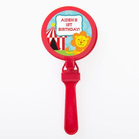 Circus Personalized Clappers (Set of 12)