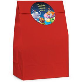 Circus Personalized Favor Bag (Set Of 12)