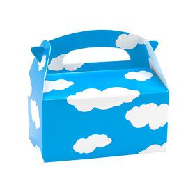 Clouds Empty Favor Boxes