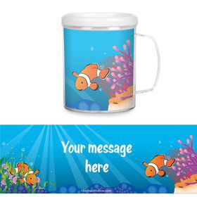Clownfish Personalized Favor Mugs (Each)