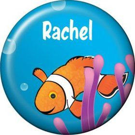 Clownfish Personalized Mini Magnet (each)