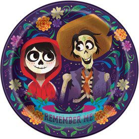 "Coco 9"" Lunch Plates (8)"