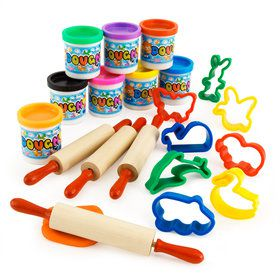 Color Dough Activity