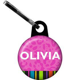 Colorful Graduation Personalized Zipper Pull (Each)