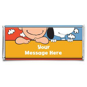 Comic Strip Kids Personalized Candy Bar Wrapper (Each)