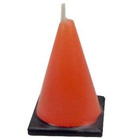 Cone Candles (6-pack)