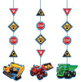 Construction Dangling Cutout (3-pack)