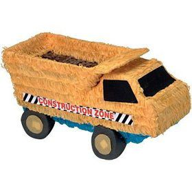 Construction Truck Pinata (each)