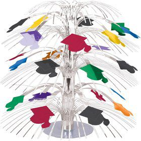"Cool Grad Cascade 7 1/2"" Centerpiece (Each)"