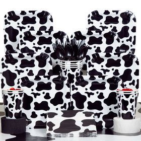 Cow Print Deluxe Kit (Serves 8)