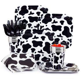 Cow Print Standard Kit (Serves 8)