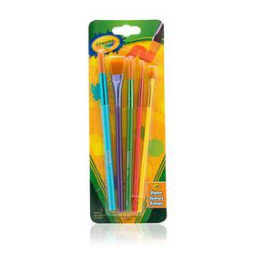 Crayola 5ct. Arts & Crafts Brushes