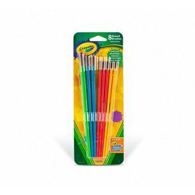 Crayola 8ct. Paint Brushes
