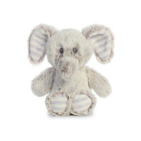 Cuddler Elvin the Elephant Plush Rattle