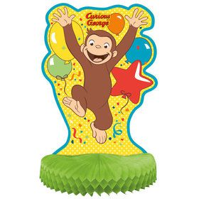 "Curious George 14"" Centerpiece (1)"