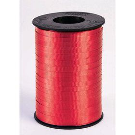 Curling Ribbon 500 Yard - Red